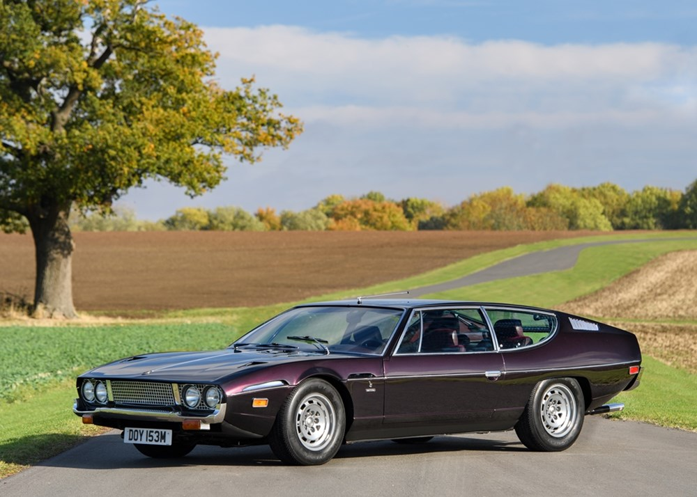 Lot 264 - 1974 Lamborghini Espada Series III