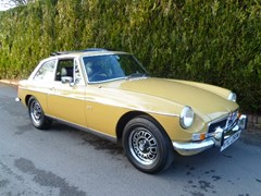 Navigate to Lot 237 - 1974 MG B GT V8