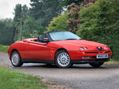 Navigate to Lot 139 - 1996 Alfa Romeo Spider