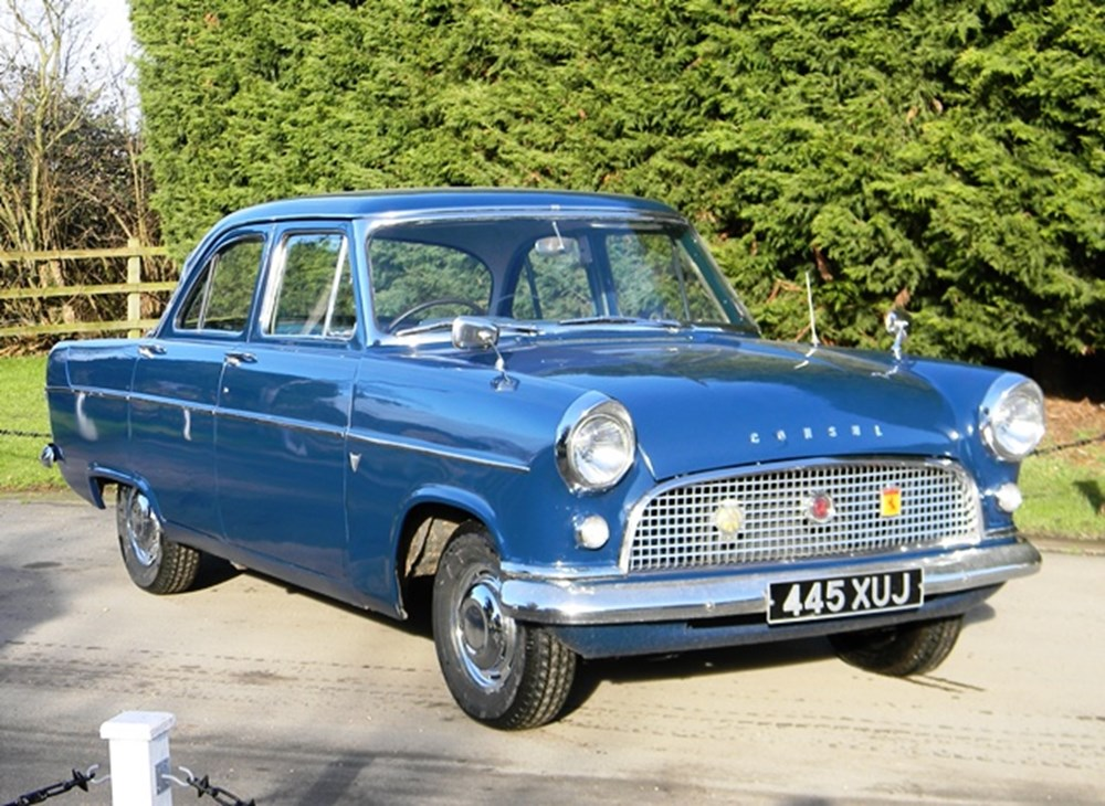 Lot 318 - 1961 Ford Consul 375