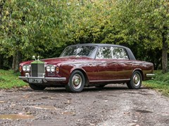 Navigate to Lot 223 - 1968 Rolls-Royce Silver Shadow I