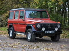 Navigate to Lot 287 - 1987 Mercedes-Benz 280 GE
