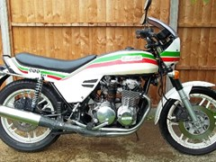Navigate to Lot 274 - 1982 Benelli 900/6