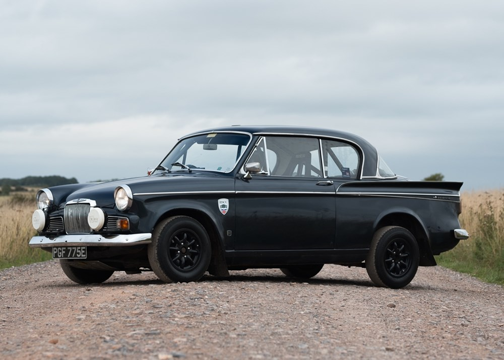 Lot 137 - 1965 Sunbeam Rapier 'Works Style'