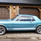 Ref 86 1965 Ford Mustang Notchback -