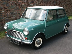 Navigate to Lot 244 - 1966 Morris Mini 1275 Cooper S