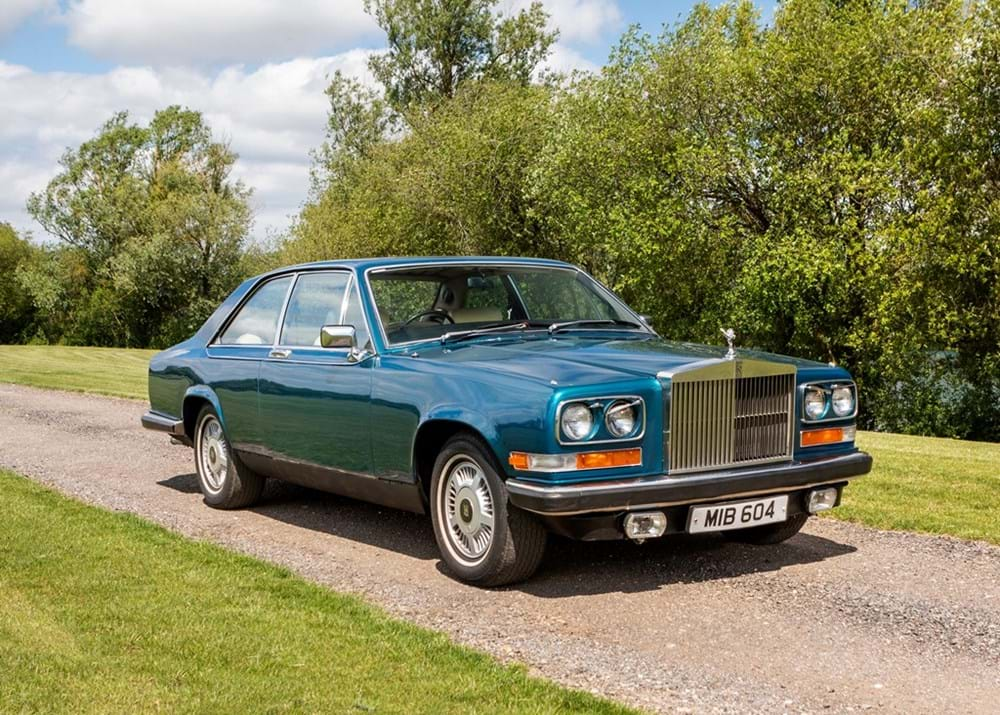 Lot 149 - 1980 Rolls-Royce Camargue