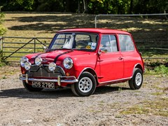 Navigate to Lot 252 - 1990 Rover Mini 'The Italian Job'