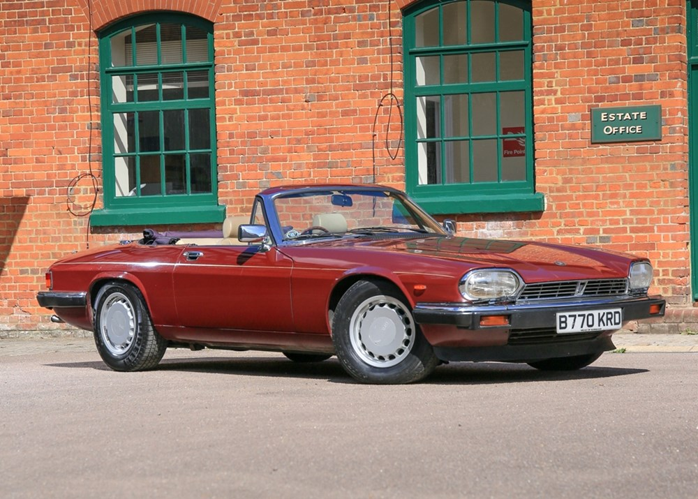 Lot 126 - 1984 Jaguar XJS Lynx Convertible (5.3 litre)