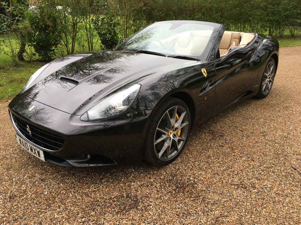 Lot 174 - 2010 Ferrari California 2+2