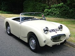 Navigate to Lot 287 - 1959 Austin-Healey Frogeye Sprite
