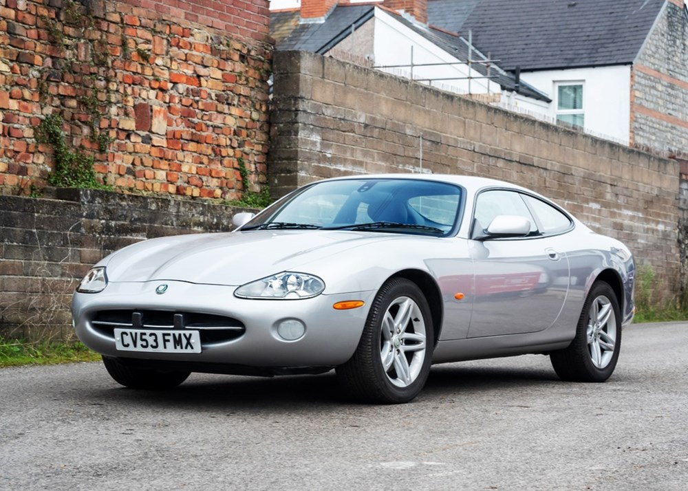 Lot 255 - 2003 Jaguar XK8 Coupé (4.2 litre)