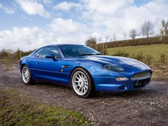 Navigate to Lot 281 - 1995 Aston Martin DB7 i6 Coupé