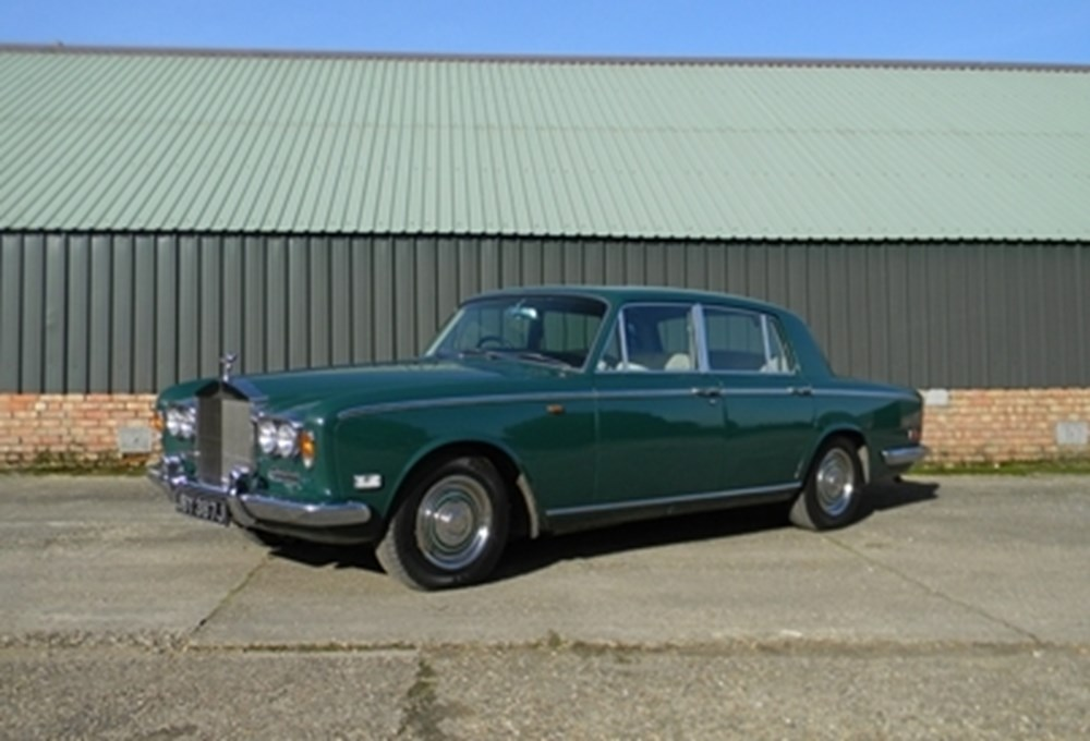 Lot 177 - 1971 Rolls-Royce Silver Shadow I