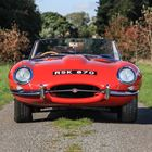 REF 20 1962 Jaguar E-Type SI Roadster -