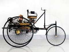 Navigate to Lot 151 - 1886 Benz Patent Motorwagen Tribute