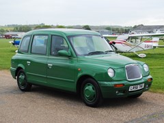 Navigate to Lot 148 - 2006  London Taxi LTI TXII Gold