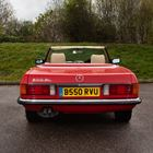 Ref 54 1984 Mercedes-Benz 500 SL Roadster -