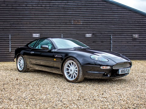 Ref 172 1999 Aston Martin DB7 i6 Stratstone Limited Edition Coupé