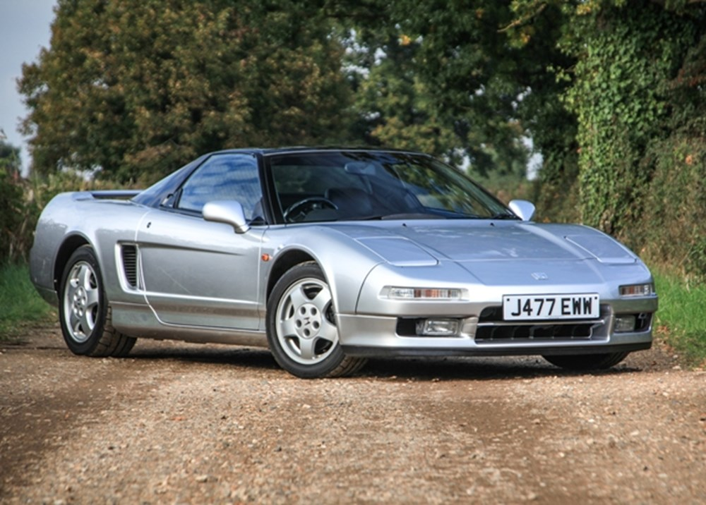ref 38 1991 honda nsx classic sports car auctioneers. Black Bedroom Furniture Sets. Home Design Ideas