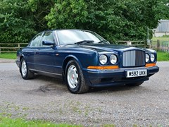 Navigate to Lot 134 - 1994 Bentley Continental R