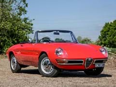 Navigate to Lot 261 - 1967 Alfa Romeo Spider 1600 Duetto (1750cc)