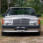 Ref 137 1989 Mercedes-Benz 190E 2.5 16V Cosworth -