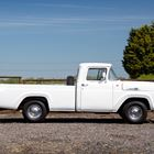 Ref 14 1959 Ford F100 Pick-up (Third Generation) -