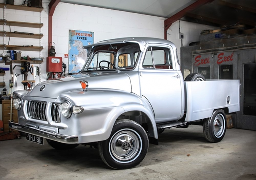 Lot 129 - 1961 Bedford J0 Pick Up