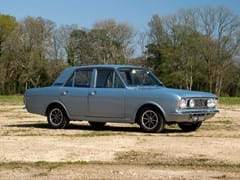 Navigate to Lot 201 - 1968 Ford Cortina Mk. II Savage