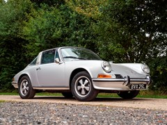 Navigate to Lot 298 - 1973 Porsche 911 T Targa