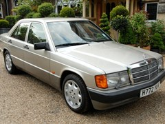 Navigate to Lot 315 - 1991 Mercedes-Benz 190E Saloon