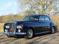 Navigate to Lot 217 - 1963 Bentley S3