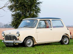Navigate to Lot 198 - 1964 Austin Mini Cooper S Mk. I