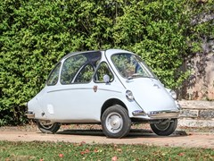 Navigate to Lot 138 - 1959 Heinkel Trojan 200