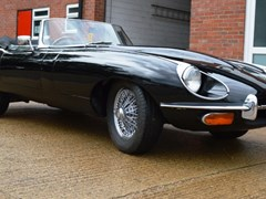 Navigate to Lot 263 - 1969 Jaguar E-Type Series II Roadster (4.2 litre)