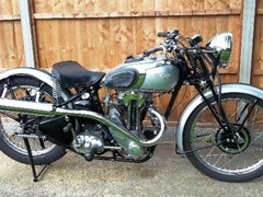 Navigate to Lot 273 - 1939 Triumph Tiger 70