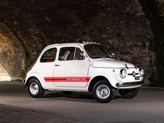 Navigate to Lot 134 - 1972 Fiat 500 Abarth Evocation