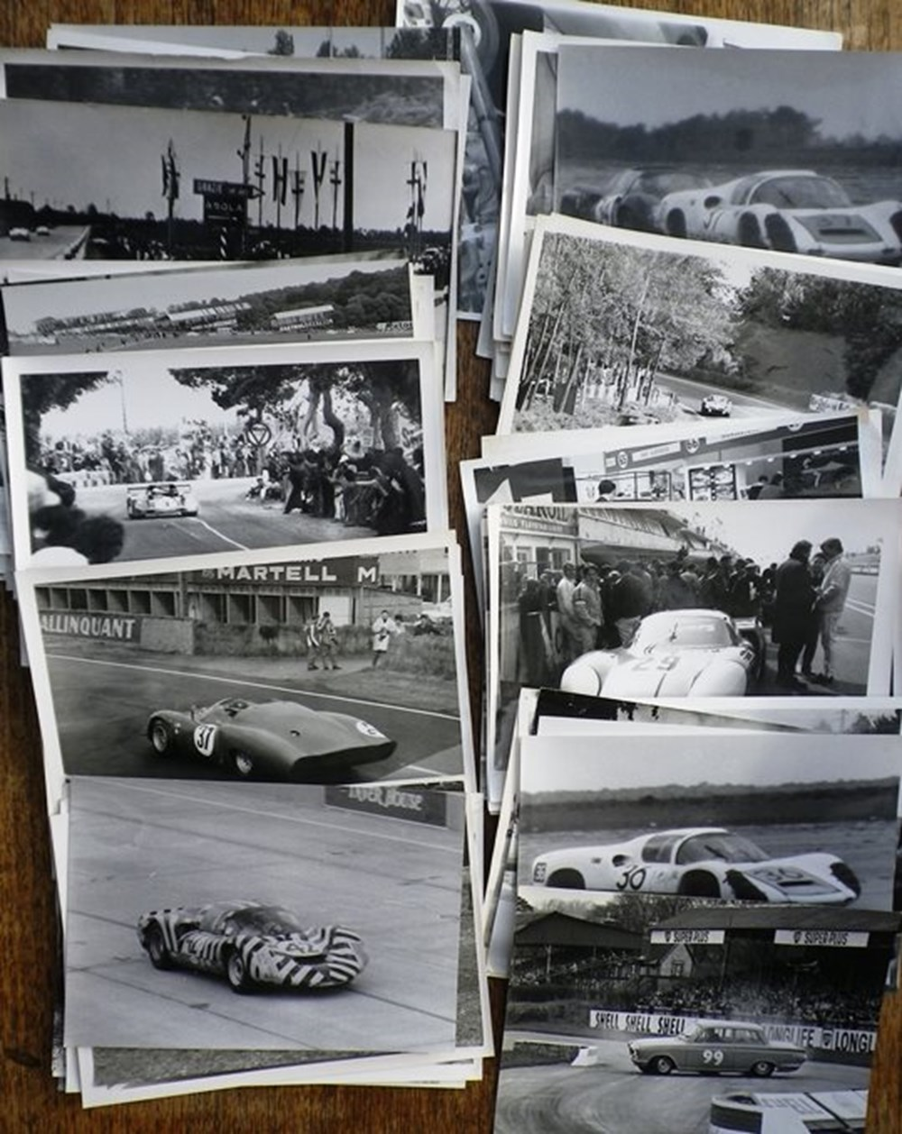 Lot 96 - black and white photographs