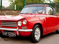 Navigate to Lot 267 - 1970 Triumph Vitesse Mk. II Convertible