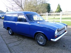 Navigate to Lot 334 - 1972 Ford Escort 8cwt Mk. I Van
