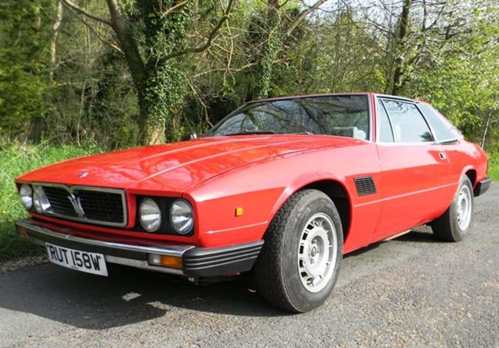 1980 Maserati Kyalami