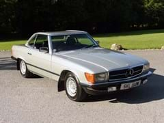 Navigate to Lot 145 - 1980 Mercedes-Benz 380 SL Roadster