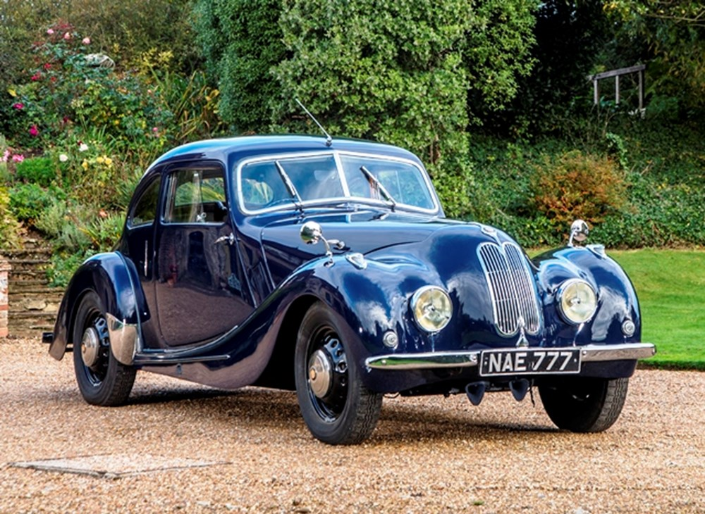 Best Buy Private Auction >> REF 84 1950 Bristol 400 - Classic & Sports Car Auctioneers