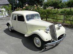 Navigate to Lot 286 - 1953 Citroën Light fifteen