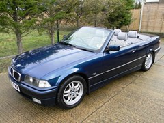 Navigate to Lot 336 - 1996 BMW 328i Convertible