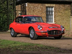 Navigate to Lot 284 - 1971 Jaguar E-Type Series III Fixedhead Coupé (5.3 litre)