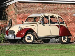 Navigate to Lot 240 - 1987 Citroën 2CV6 Dolly