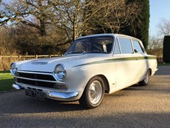Navigate to Lot 210 - 1966 Ford Lotus Cortina Mk. I