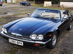 Navigate to Lot 301 - 1989 Jaguar XJSC 'Guy Salmon Jubilee Edition'